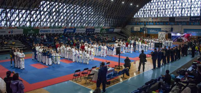 Pohár Českého svazu taekwon-do ITF 2018